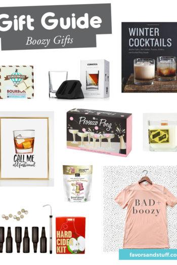 9 boozy gift ideas