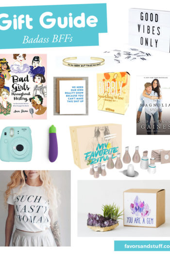 11 Gifts for your Badass BFF